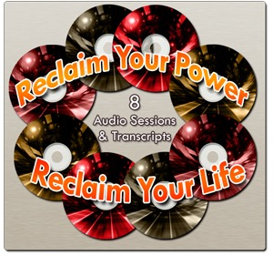 Reclaim Your Power Audio