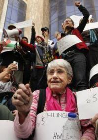 Holocaust Survivor Advocates For Palestinian Rights