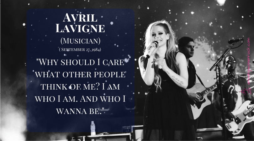 Avril Lavigne (Musician)