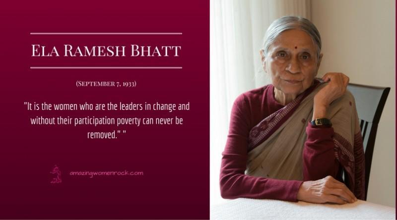 Ela R. Bhatt (Lawyer)