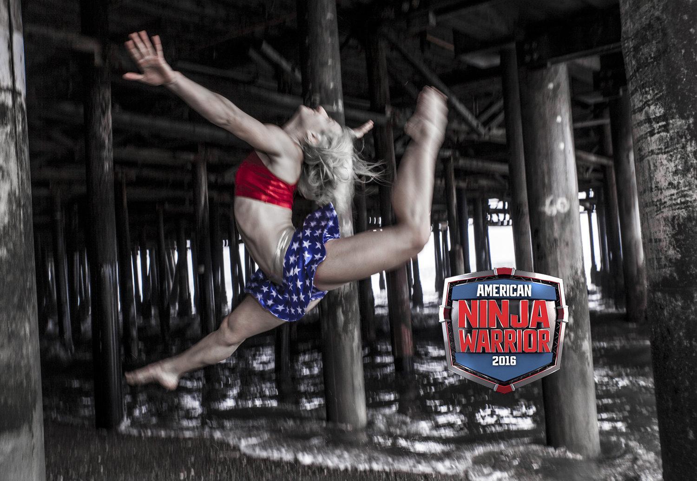 Jessie Graff (Super Girl, Athlete, Stunt Woman, Ninja Warrior)
