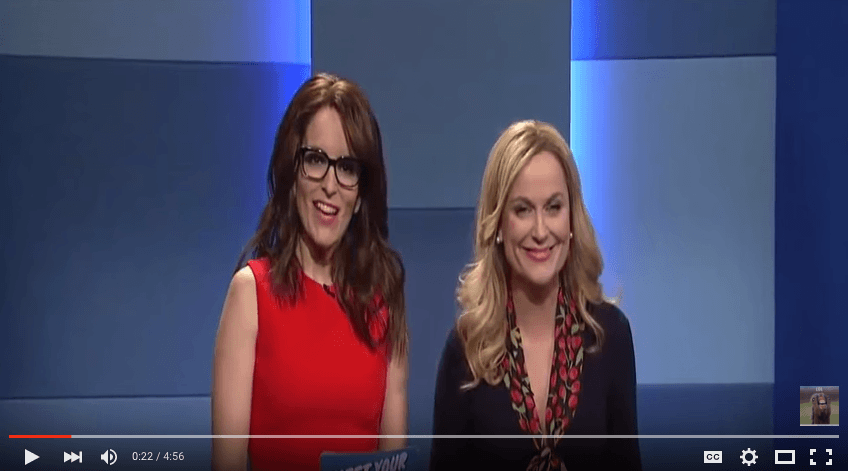 Meet your second wife with SNL and Tina Fey