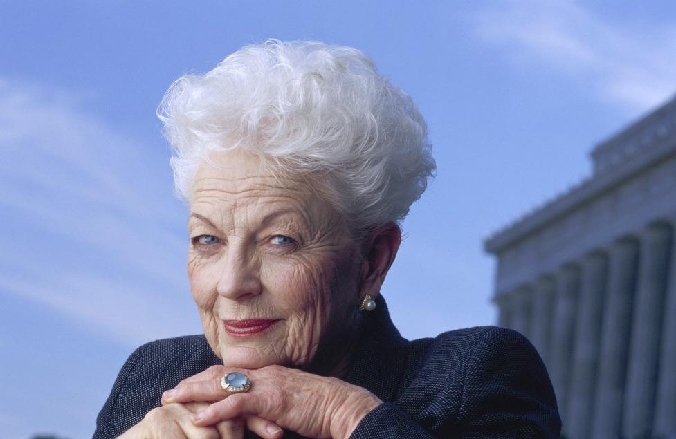 Ann Richards (Educator, Activist, Politician, Author)