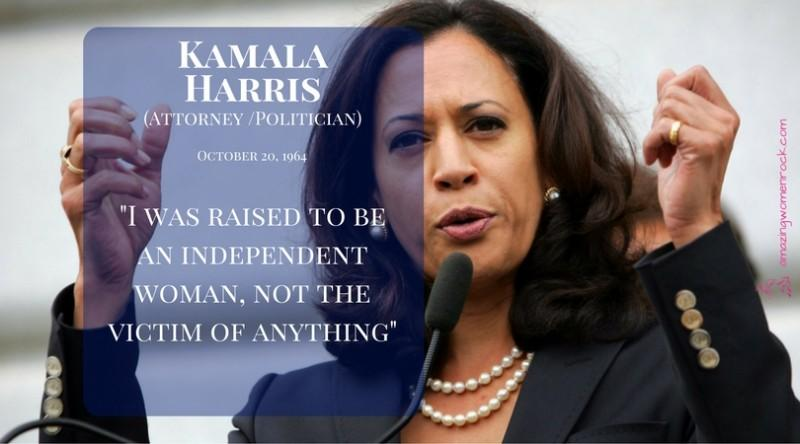 Kamala Harris (Attorney/Politician)