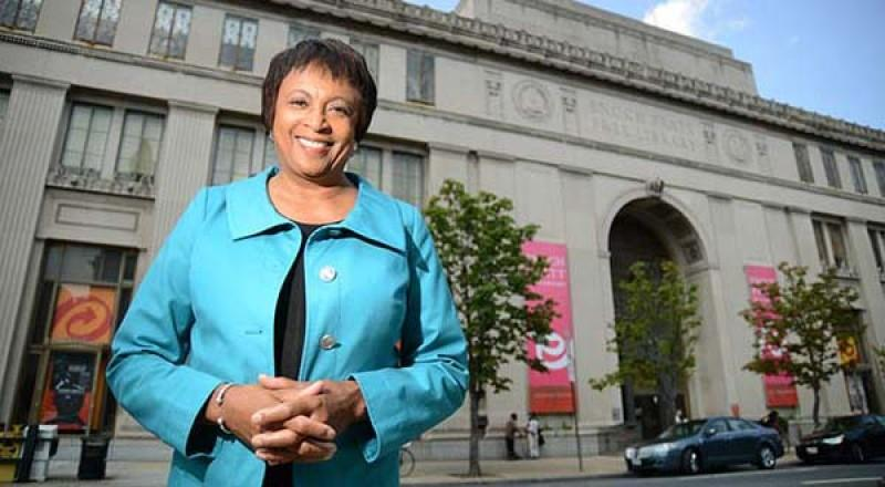 Carla Hayden (Librarian of Congress)