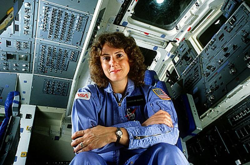 Christa McAuliffe (Teacher/Astronaut)