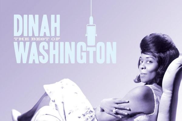 Dinah Washington Legendary Jazz Singer