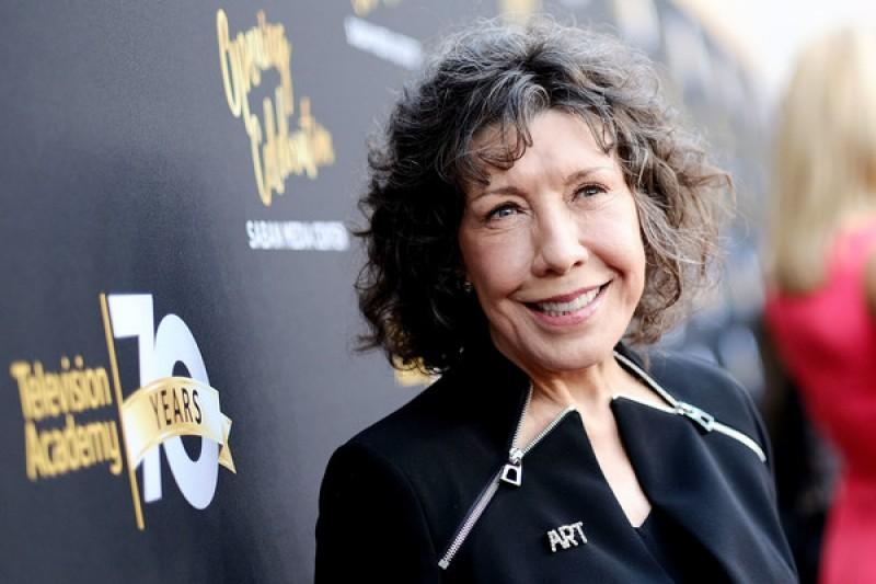 Lily Tomlin (Actress/Comedian/Writer/Producer)