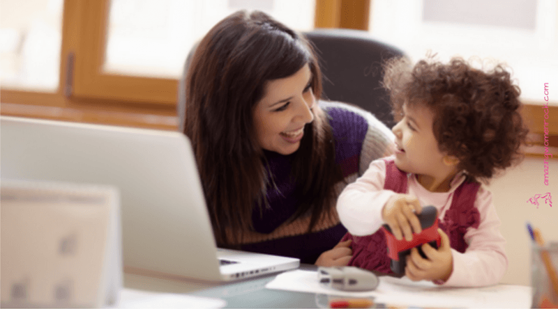 3 Tips to Help You Balance Your Home Business & Family Life