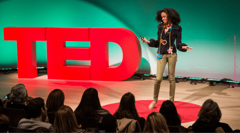 22 Amazing Women Make Mainstage History at TED 2014