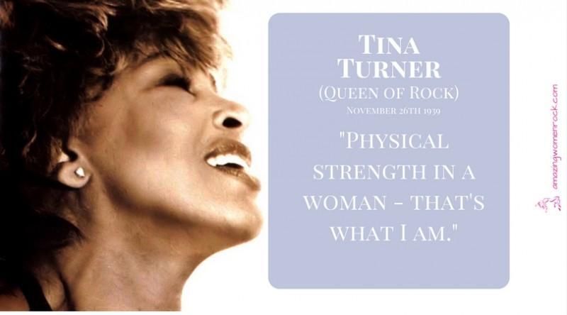 Tina Turner (Queen of Rock)